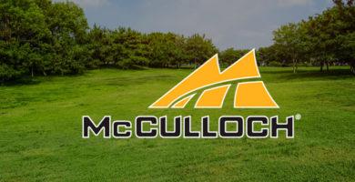 Información sobre las desbrozadoras Mcculloch