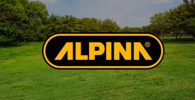 Las mejores desbrozadoras Alpina