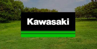 Desbrozadoras de la marca Kawasaki